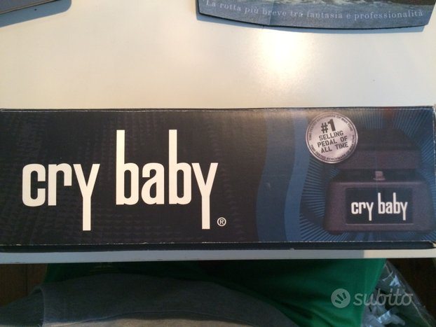Pedale WahWah Dunlop Cry Baby GCB-.95