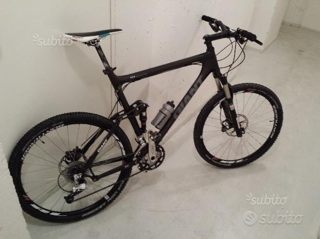 GIANT NRS full carbon composite MTB