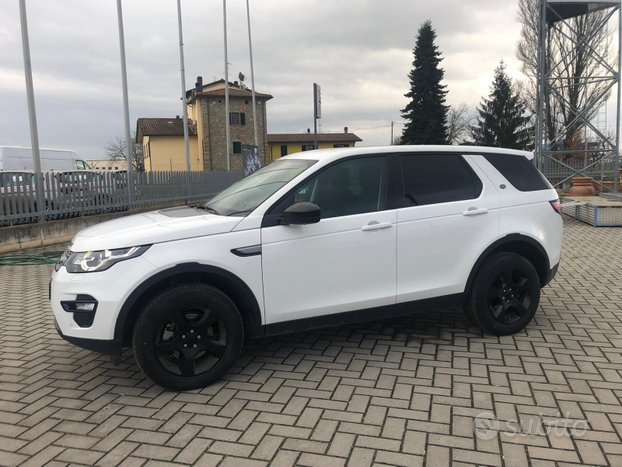LAND ROVER Discovery Sport - 2018