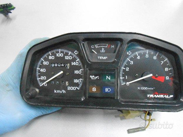 Strumentazione Honda Transalp 650 '94/'00