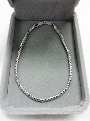 Bracciale argento 925 Made in Italy Stroili