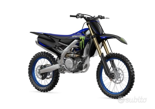 Yamaha YZF 450 2021 MONSTER FACTORY