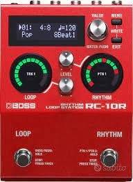Boss rc-10 R Loop station boss