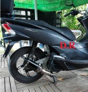 Scarico completo scooter honda pcx specifico