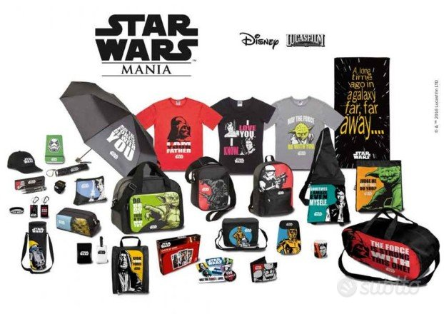 Gadget serie star wars