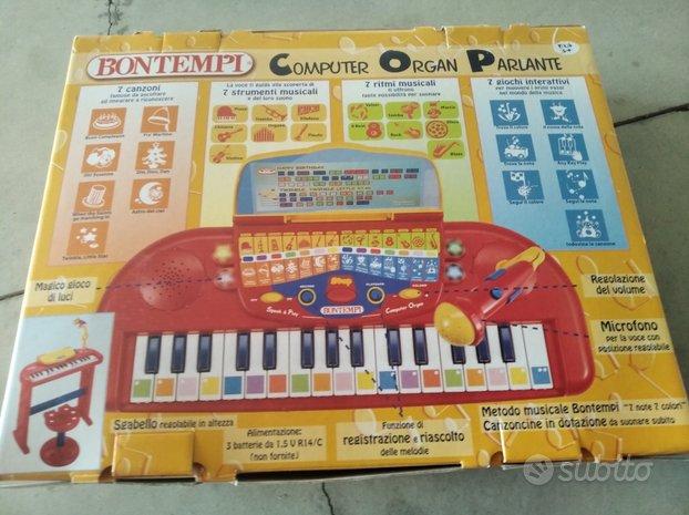 Computer organ parlante pianola