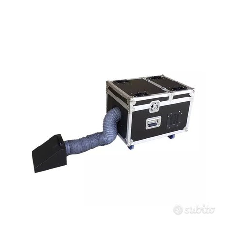 Macchina fumo basso 3000w