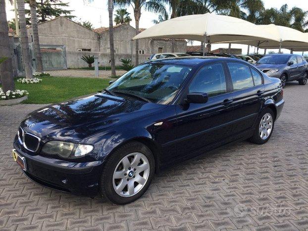 BMW 320 d turbodiesel cat 4 porte Attiva