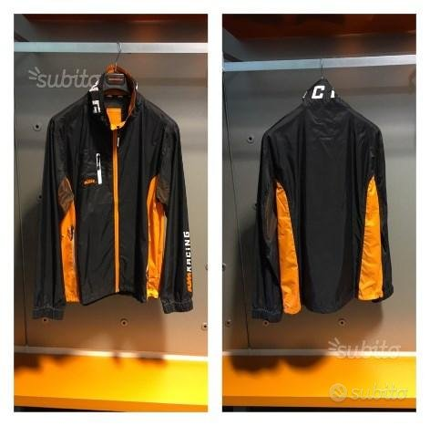 KTM Mens Windbreaker