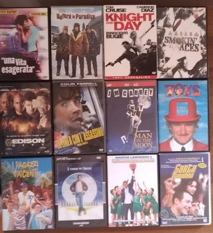 DVD - vari titoli