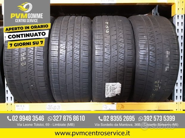 Gomme usate 275 40 22 108y estive
