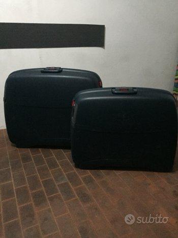 Set valigie rigide grande e media