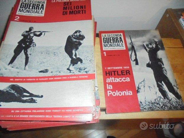 Biagi 1963/65 La seconda guerra mondiale fascicoli