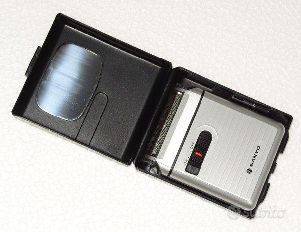 Sanyo SV-M730 Rasoio a batterie vintage inusato