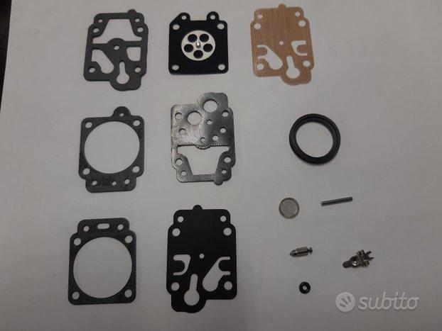 Kit membrane per riparazione carburatore Walbro