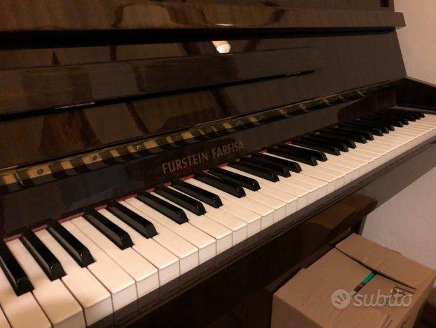 Pianoforte da studio Furstein Farfisa