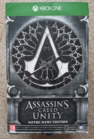 Collector edition Assassin's Creed unity