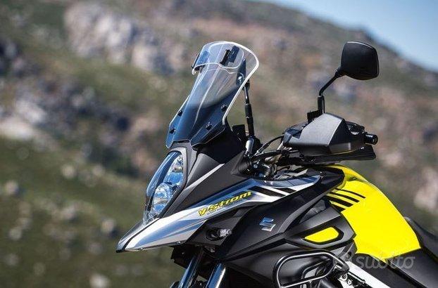 Parabrezza aletta Suzuki DL650 L7-