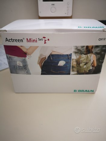 Actreen mini set Braun
