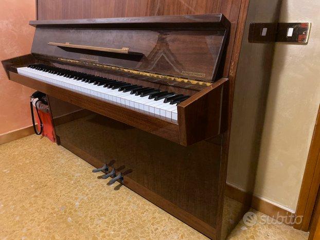 Pianoforte verticale Eisenberg perfetto