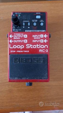 Loop station rc-3