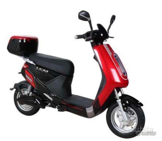 SCOOTER JUMPER LEM 250w NUOVO
