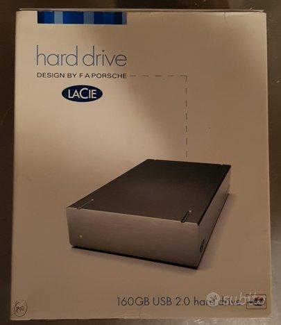 Hard disk esterno lacie ferdinand porsche