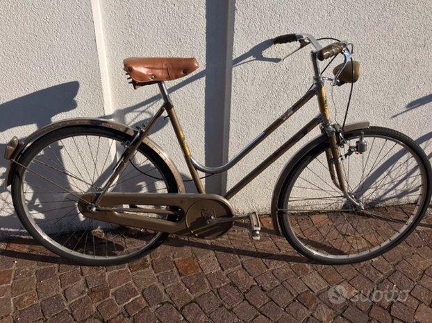 Bicicletta donna vintage Umberto Dei