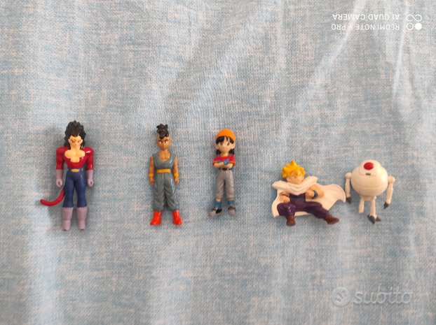 Lotto 7 - Action Figures DRAGONBALL