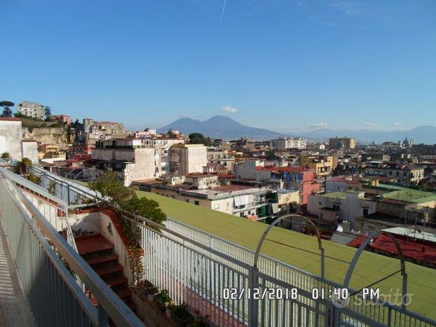 Camera panoramica Via S.Teresa degli Scalzi