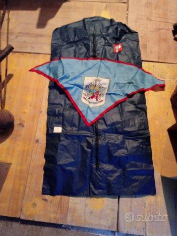 Porta abiti da carabinieri anni 60+ gagliardetto