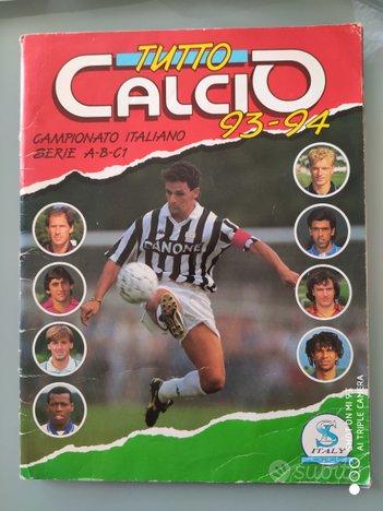 Album figurine calciatori tutto calcio 93-94