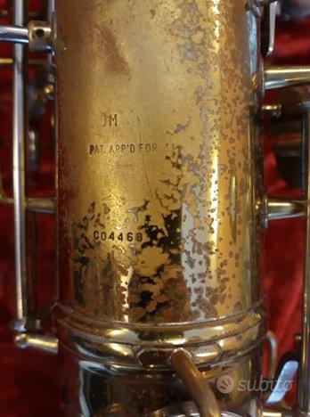 Sassofono Tenore CONN_10 M 1963