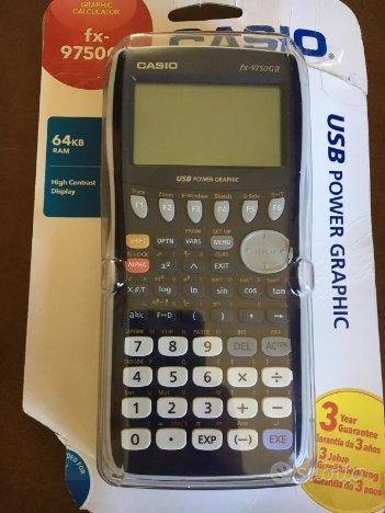 Calcolatrice grafica nuova