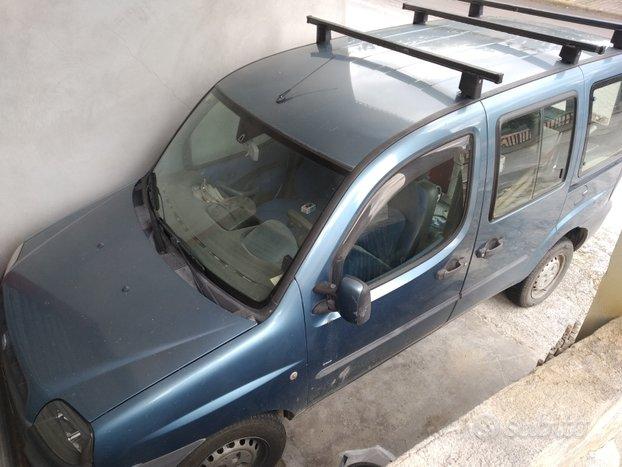 Fiat Doblò autovettura con posti