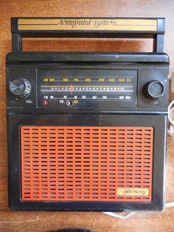 Radio vintage Harmony AM\FM