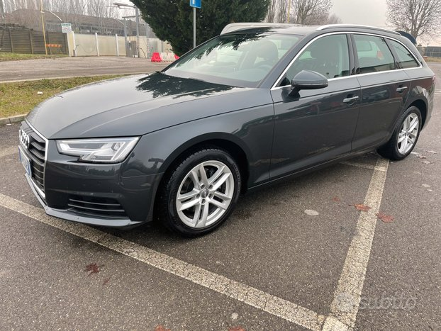 Audi A4 s-tronic business