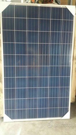 Pannelli solari fotovoltaici nuovi da 275 watt