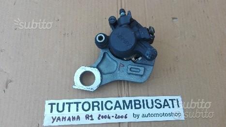 Pinza supporto posteriore yamaha r1 04-06