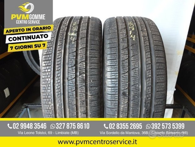 Gomme usate 275 45 20 110v michelin inv