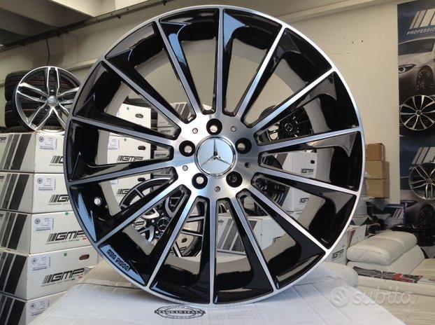 Cerchi OMOLOGATI Mercedes raggio 18 cod.572496