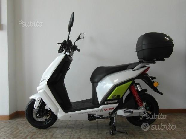 Lifan Motorcycle E3 - ELETTRICO