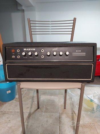 Amplificatore per basso