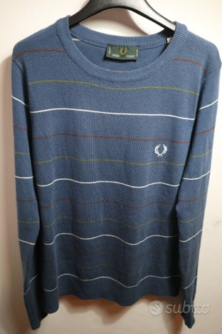 Vintage Pullover Fred Perry Taglia S