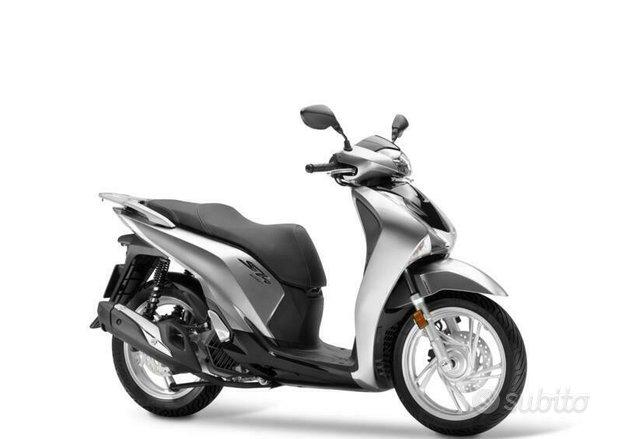 Manuale officina honda sh 125-150 d/a/ad 2016-19