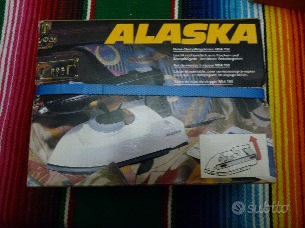 Ferro da stiro Alaska RDA750 anni 90 originale