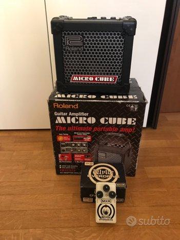 Amplificatore chitarra Roland Micro Cube