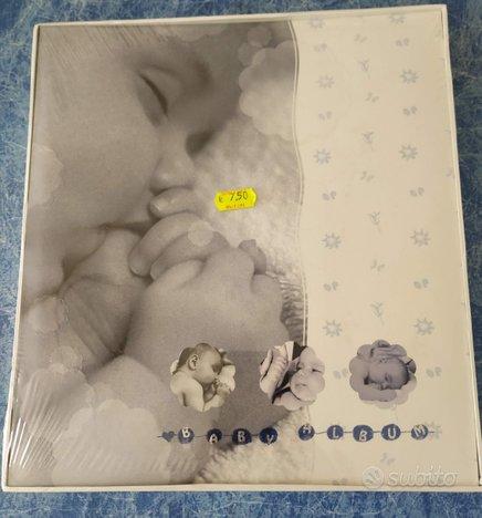 Art. 5 - album fotografico neonato/a