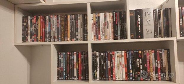 DVD 200  film di vario genere