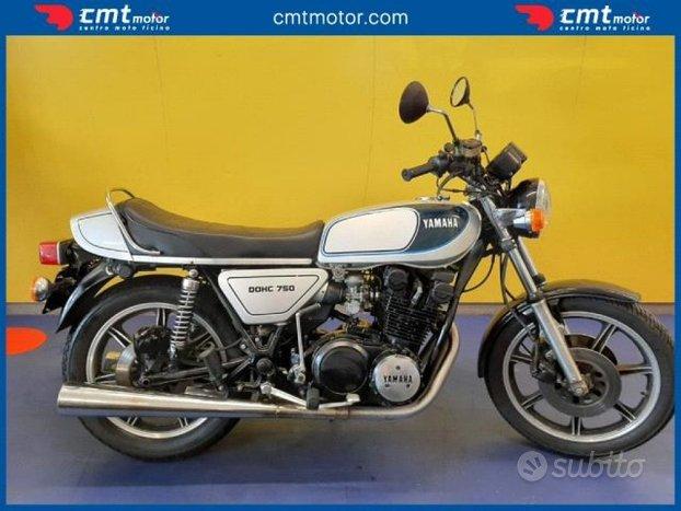 YAMAHA XS 750 Finanziabile - Grigio - 12397